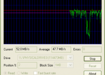硬碟測速軟體 HD_Speed