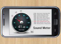 手機分貝計app - 聲級計 Sound Meter