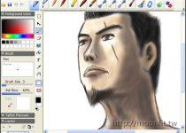 仿 Painter 的數位繪圖軟體下載 SmoothDraw