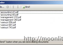 pdf合併軟體下載 PDFBinder
