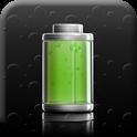 android電池顯示百分比app - Battery Widget