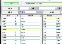 3+2郵遞區號查詢系統下載 可地址英譯