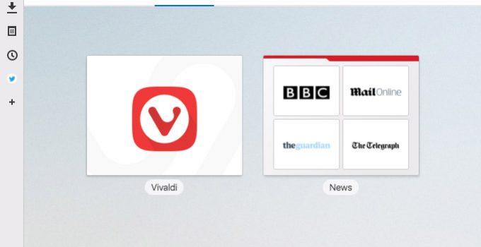 Vivaldi 韋瓦第瀏覽器免安裝 不輸Opera的網路瀏覽器新秀