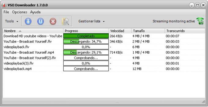 網路影片下載器 VSO Downloader繁體中文下載